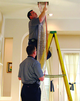 Air duct cleaning Greenville, SC